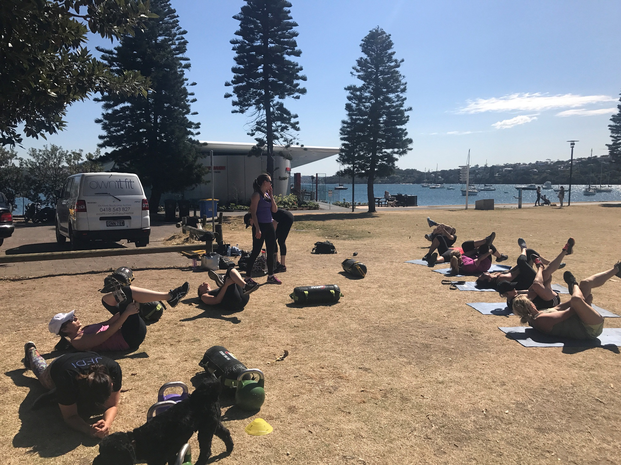 Own it Fit Bootcamp Rose Bay