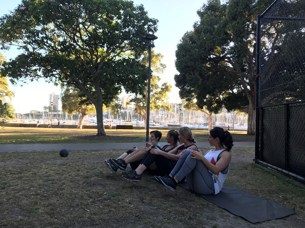 Own it Fit Bootcamp Rushcutters Bay